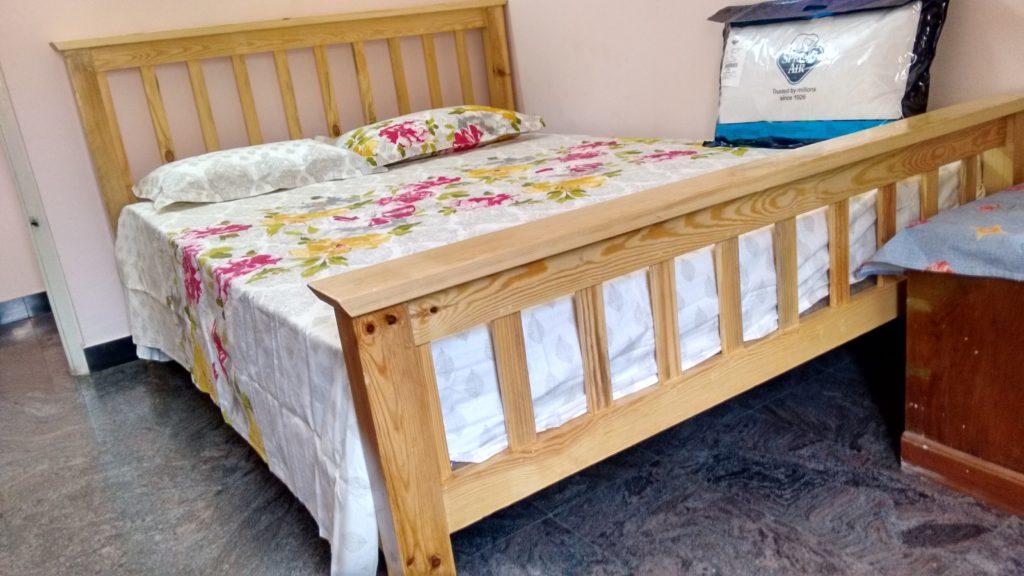 Bed Frame 1A