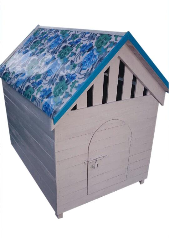 Dog House White