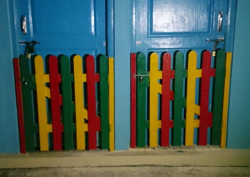 Picket Gate 2
